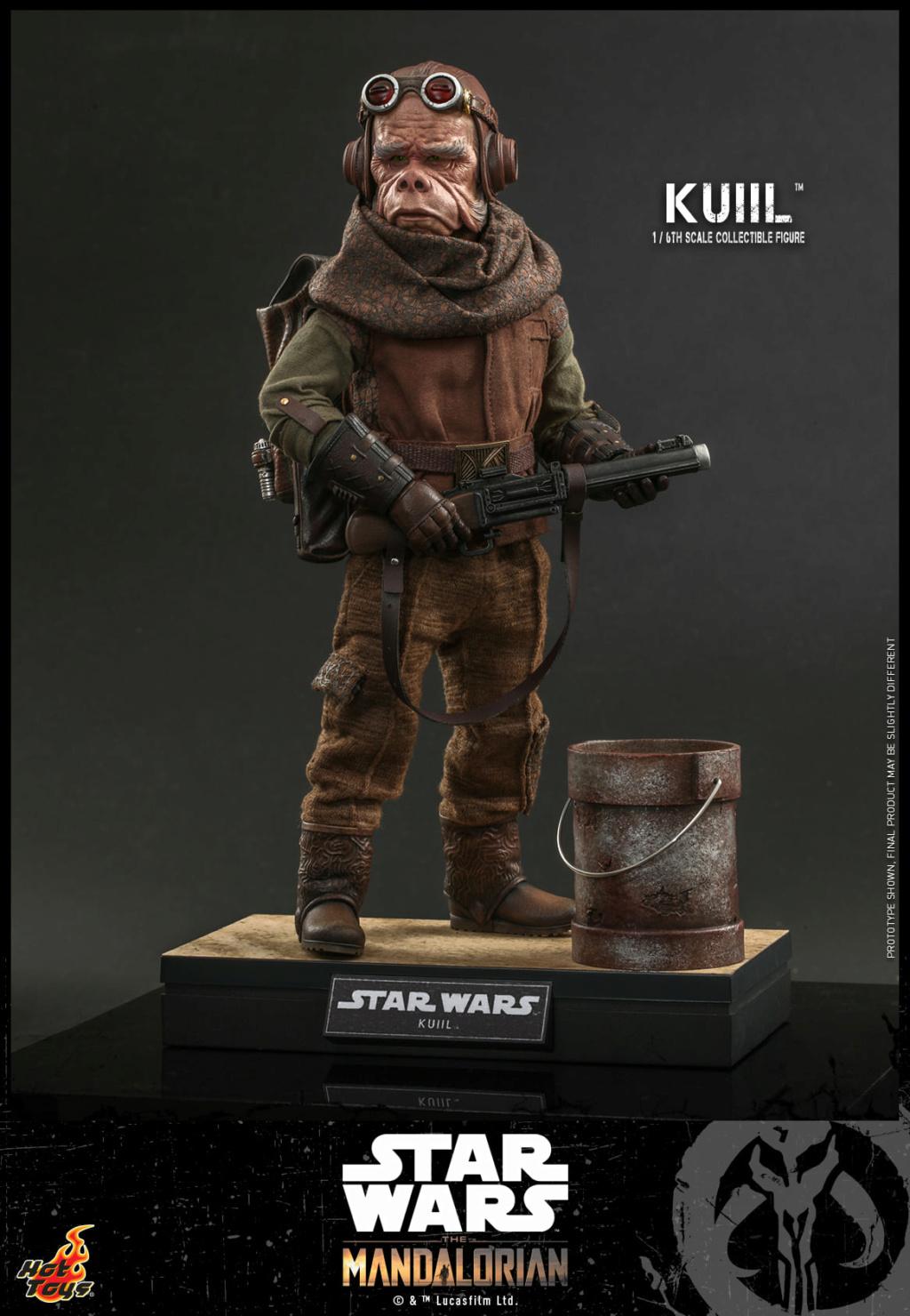 Kuiil Sixth Scale Figure – Hot Toys Kuiil_17
