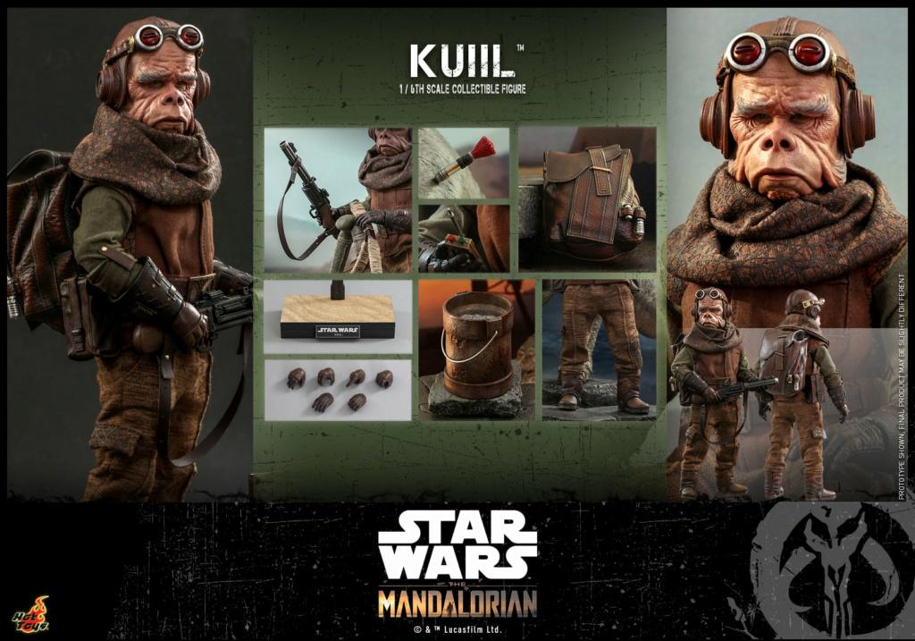 Kuiil Sixth Scale Figure – Hot Toys Kuiil_25