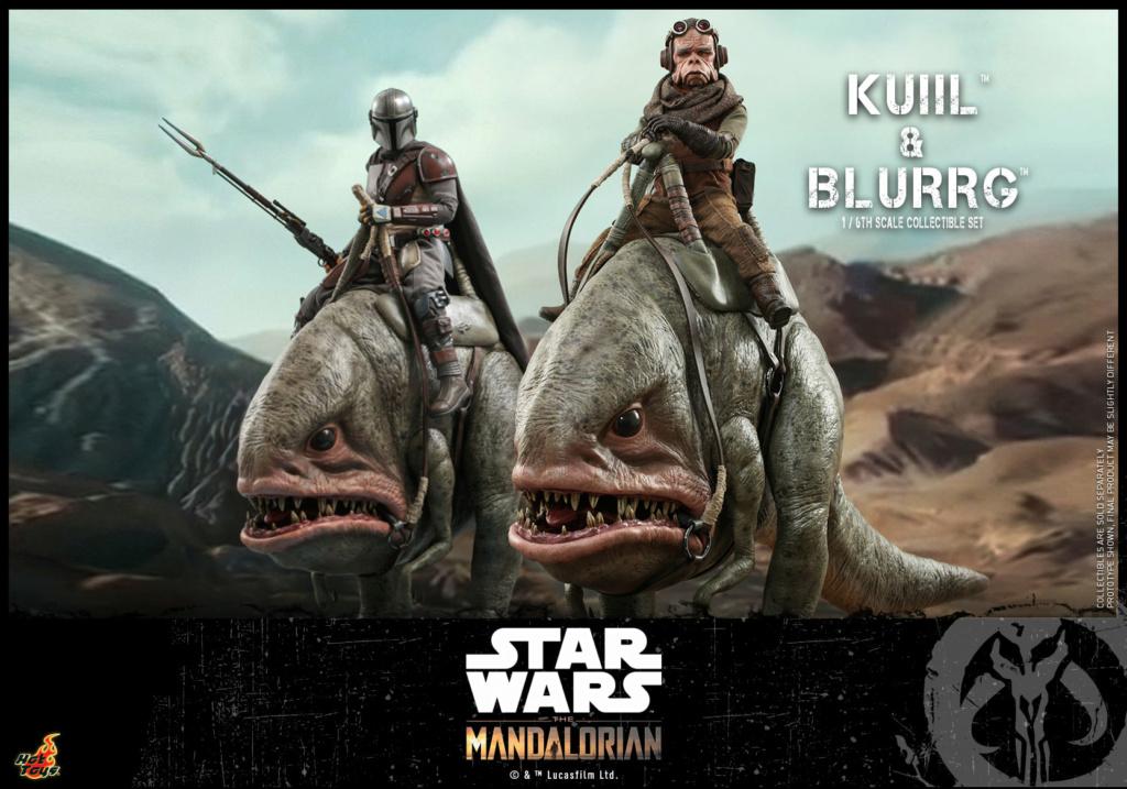 Kuiil & Blurrg Collectible Set - Star Wars - Hot Toys Kuiil_27