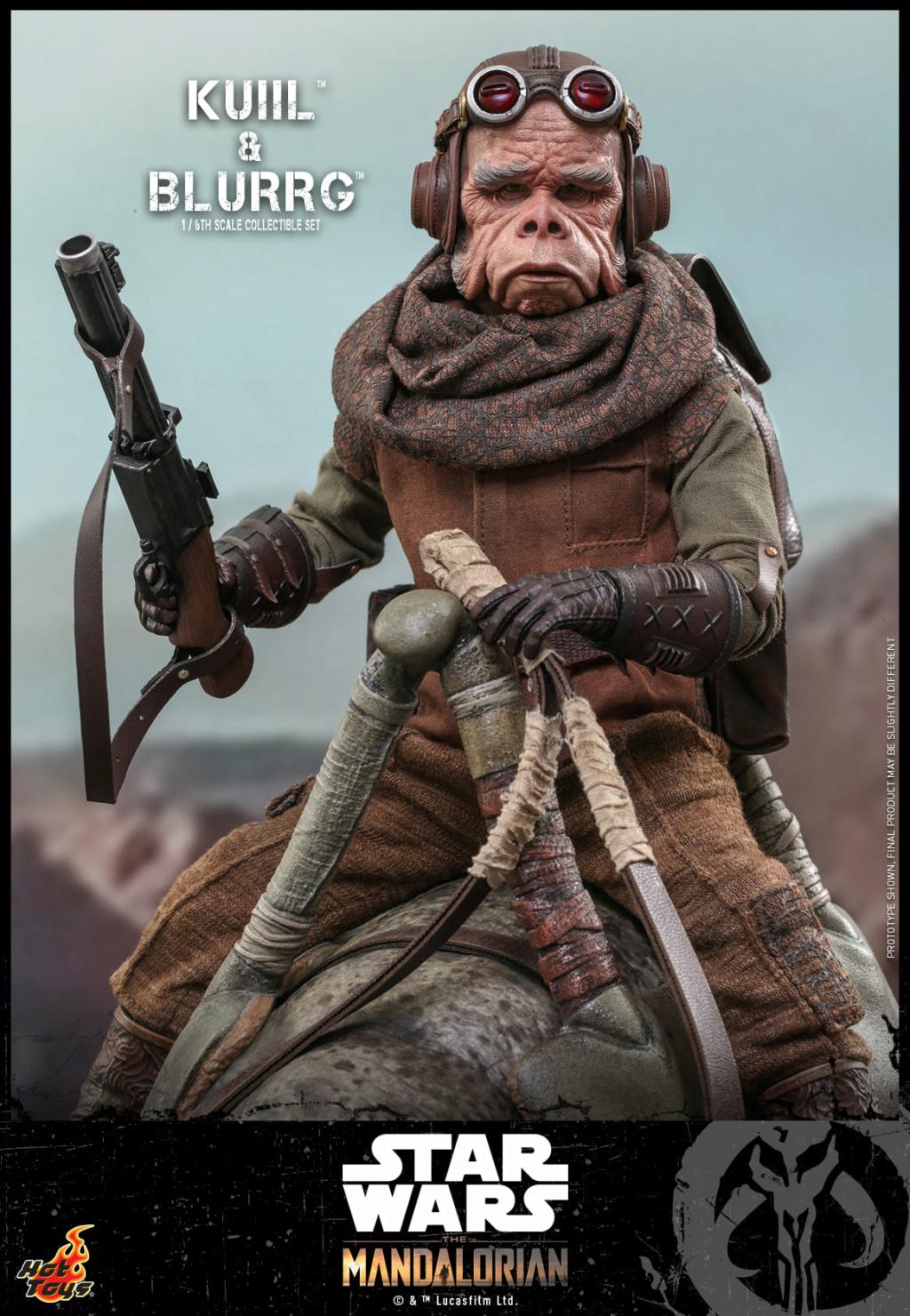 Kuiil & Blurrg Collectible Set - Star Wars - Hot Toys Kuiil_29