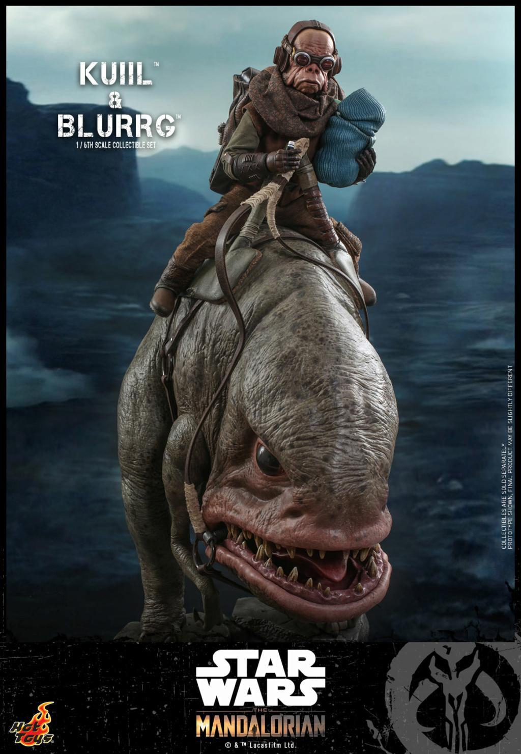 Kuiil & Blurrg Collectible Set - Star Wars - Hot Toys Kuiil_30