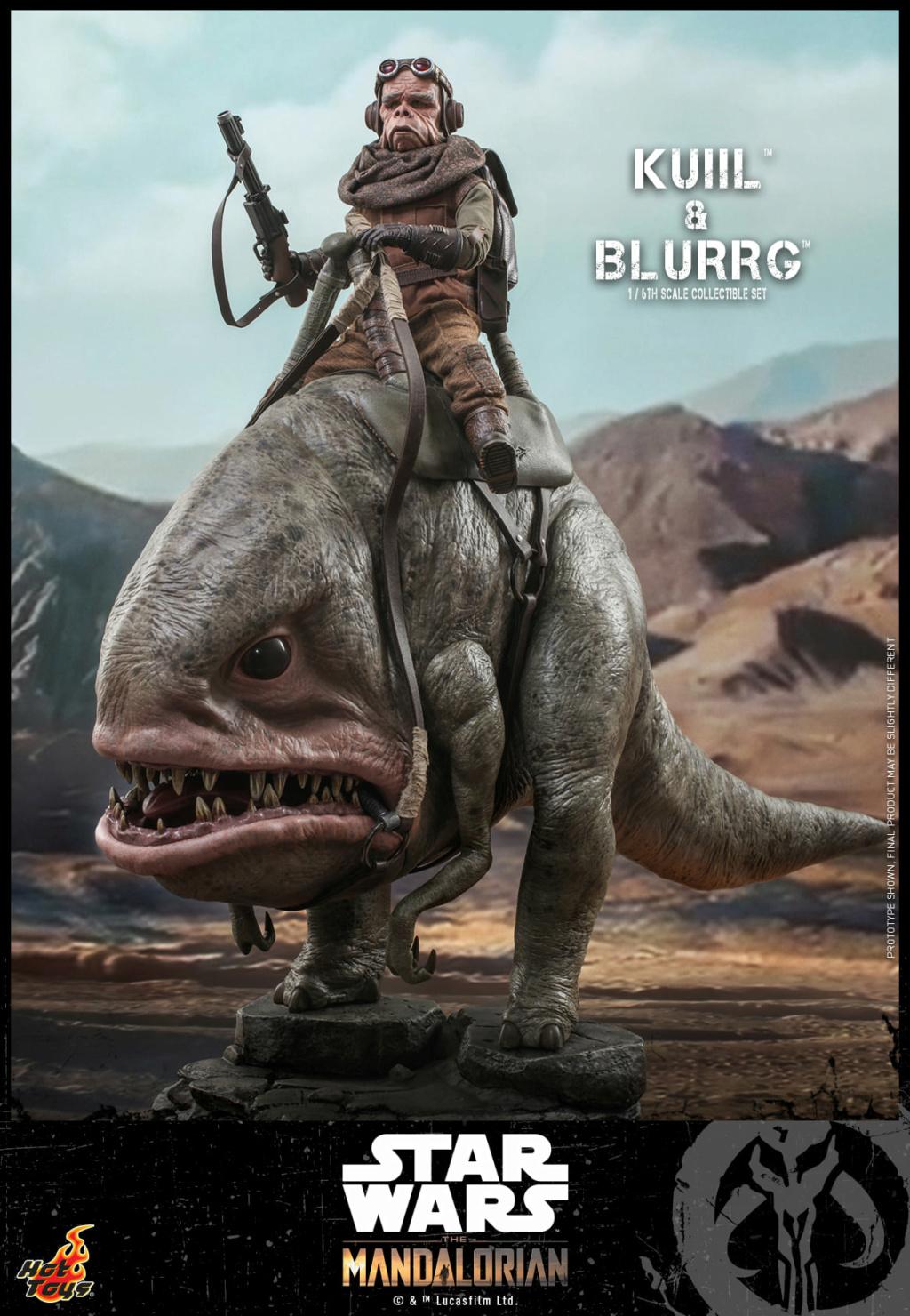 Kuiil & Blurrg Collectible Set - Star Wars - Hot Toys Kuiil_31