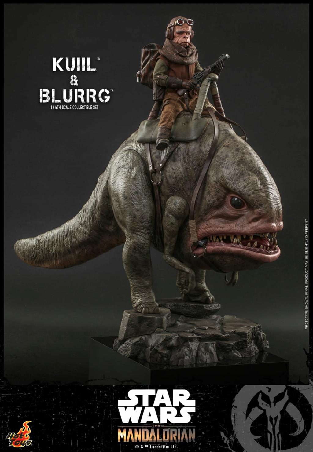 Kuiil & Blurrg Collectible Set - Star Wars - Hot Toys Kuiil_33