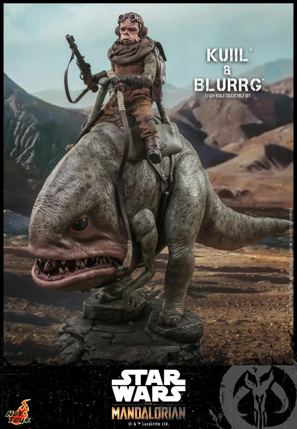Kuiil & Blurrg Collectible Set - Star Wars - Hot Toys Kuiil_34