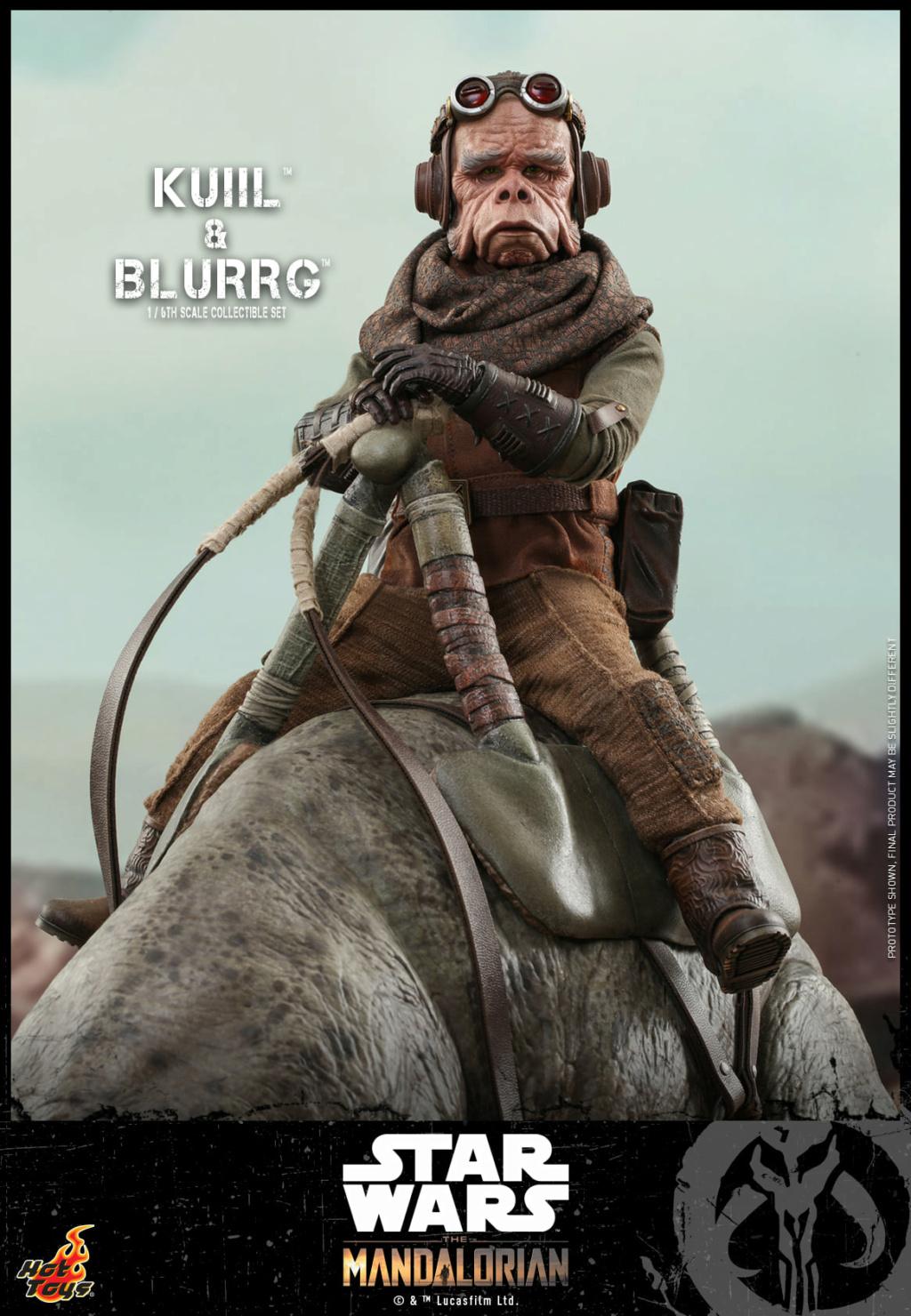 Kuiil & Blurrg Collectible Set - Star Wars - Hot Toys Kuiil_36