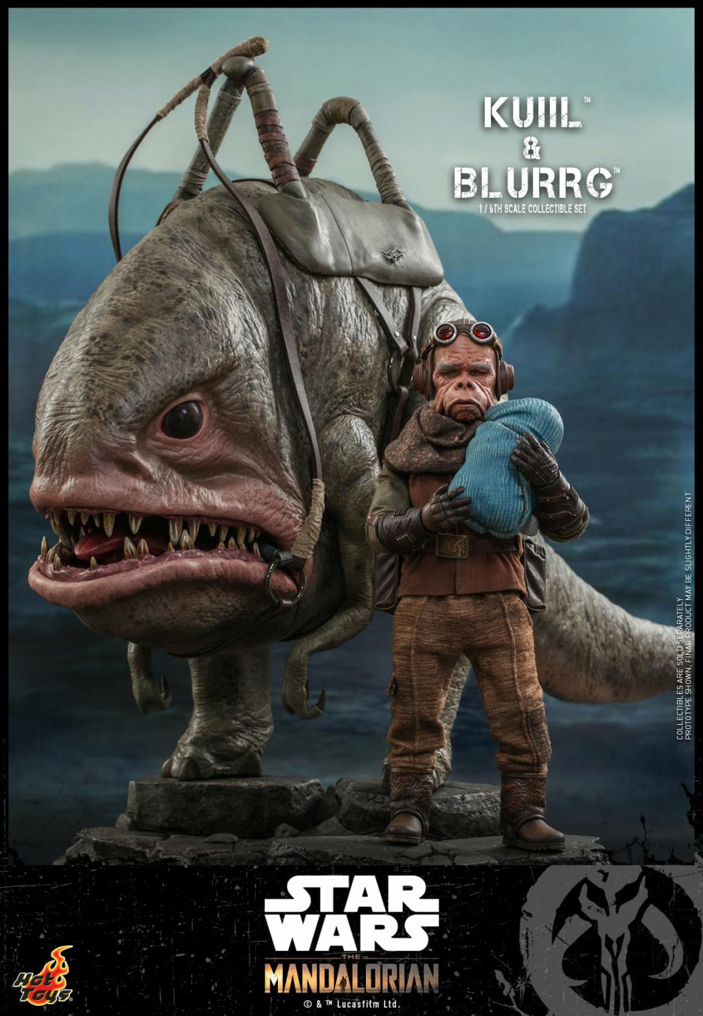 Kuiil & Blurrg Collectible Set - Star Wars - Hot Toys Kuiil_38