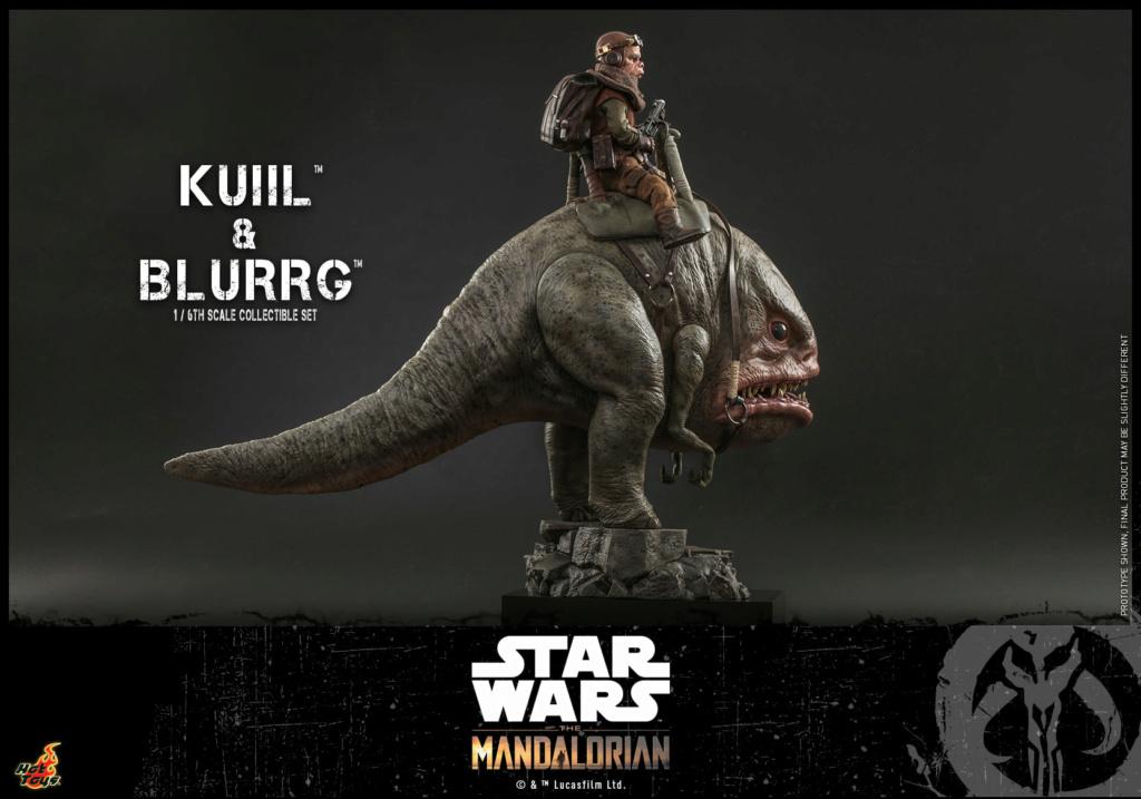 Kuiil & Blurrg Collectible Set - Star Wars - Hot Toys Kuiil_39