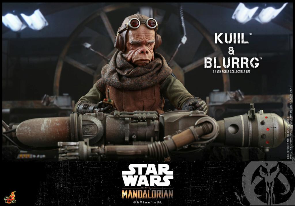 Kuiil & Blurrg Collectible Set - Star Wars - Hot Toys Kuiil_40