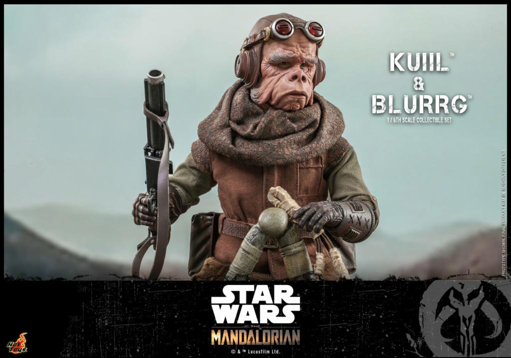 Kuiil & Blurrg Collectible Set - Star Wars - Hot Toys Kuiil_42