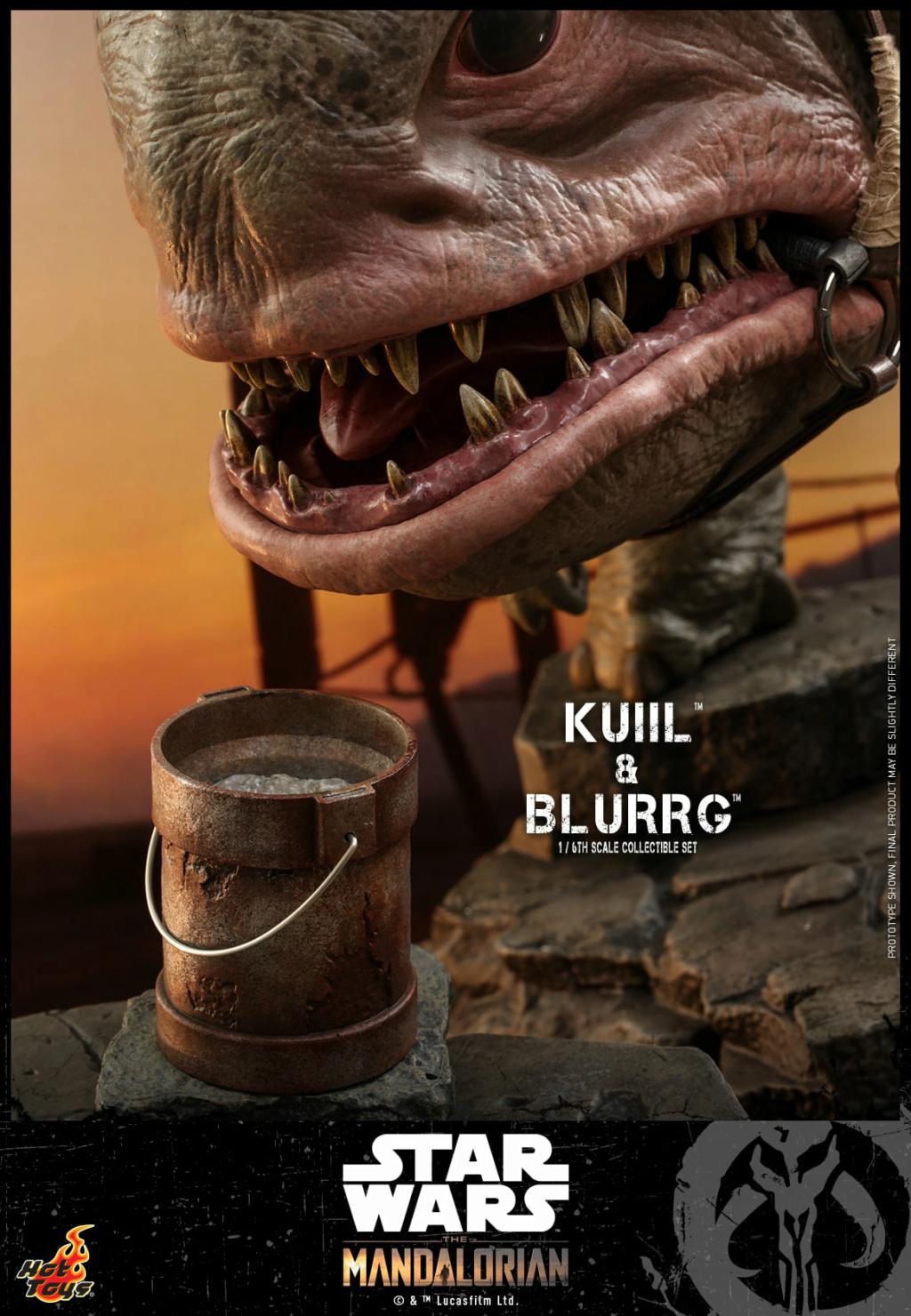 Kuiil & Blurrg Collectible Set - Star Wars - Hot Toys Kuiil_43