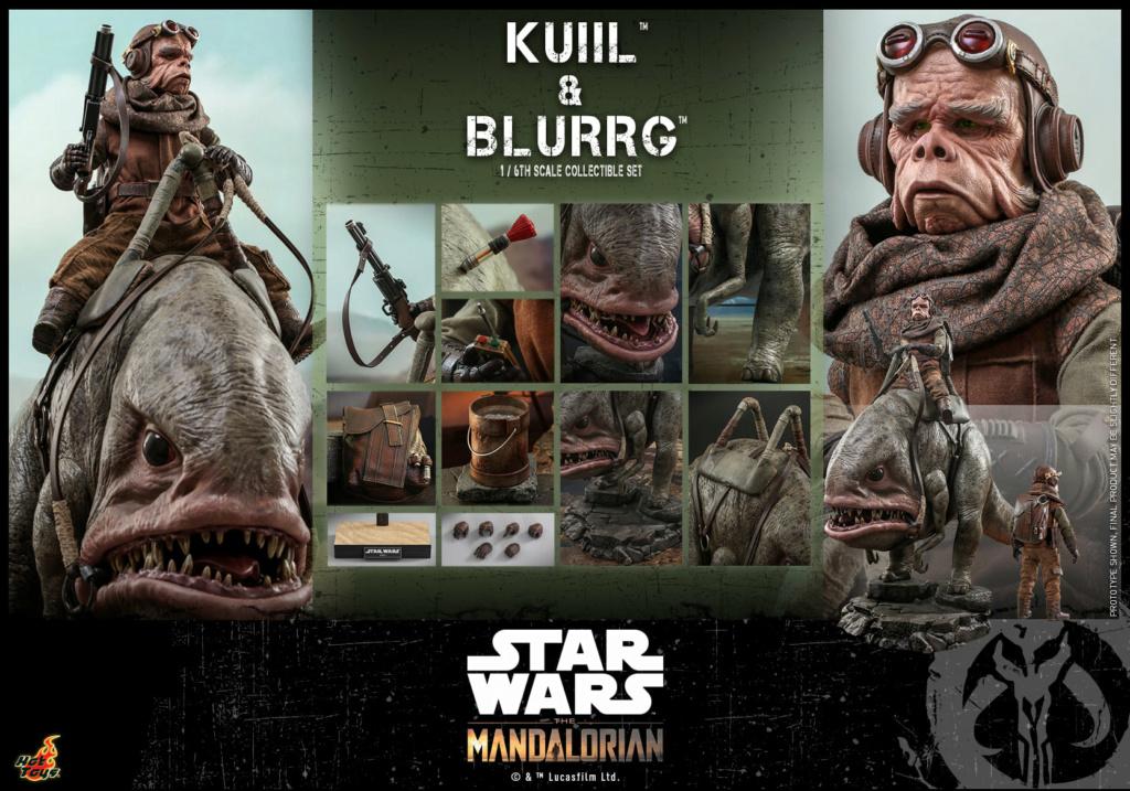 Kuiil & Blurrg Collectible Set - Star Wars - Hot Toys Kuiil_44