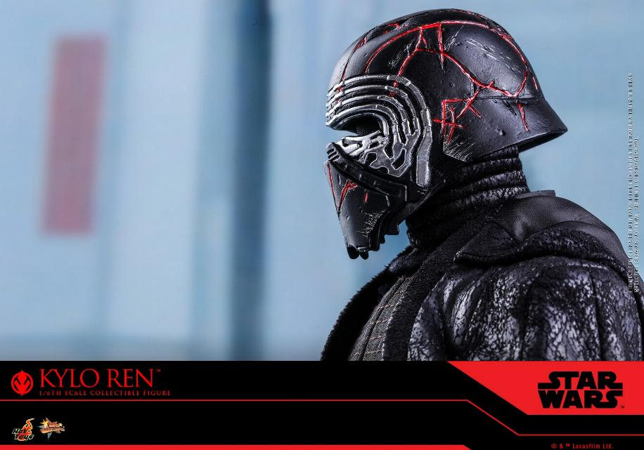 Star Wars Kylo Ren 1/6th Collectible Figure - Hot Toys Kylo_r19