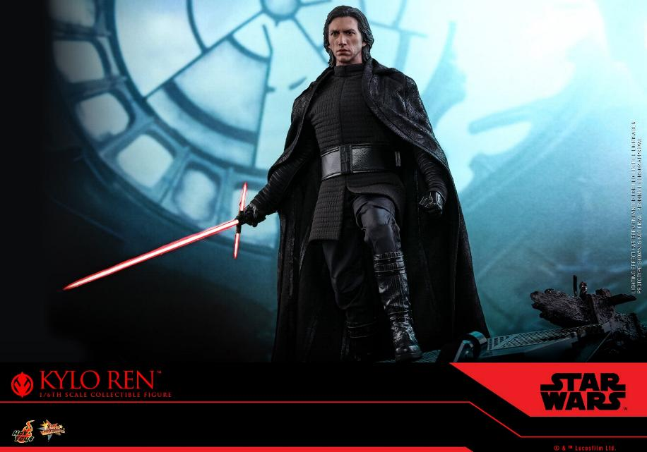 Star Wars Kylo Ren 1/6th Collectible Figure - Hot Toys Kylo_r21