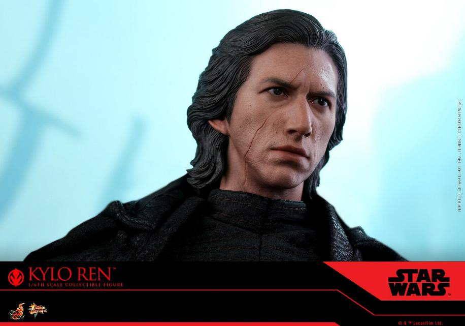 Star Wars Kylo Ren 1/6th Collectible Figure - Hot Toys Kylo_r22