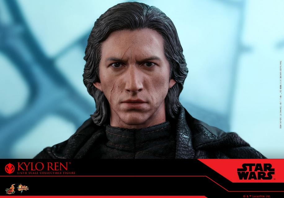 Star Wars Kylo Ren 1/6th Collectible Figure - Hot Toys Kylo_r23