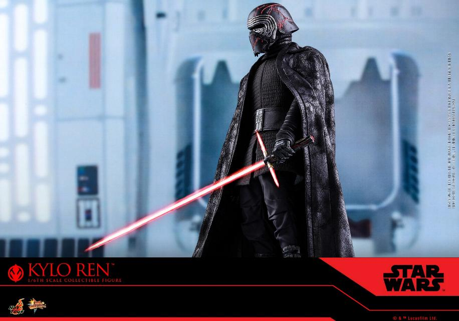 Star Wars Kylo Ren 1/6th Collectible Figure - Hot Toys Kylo_r25