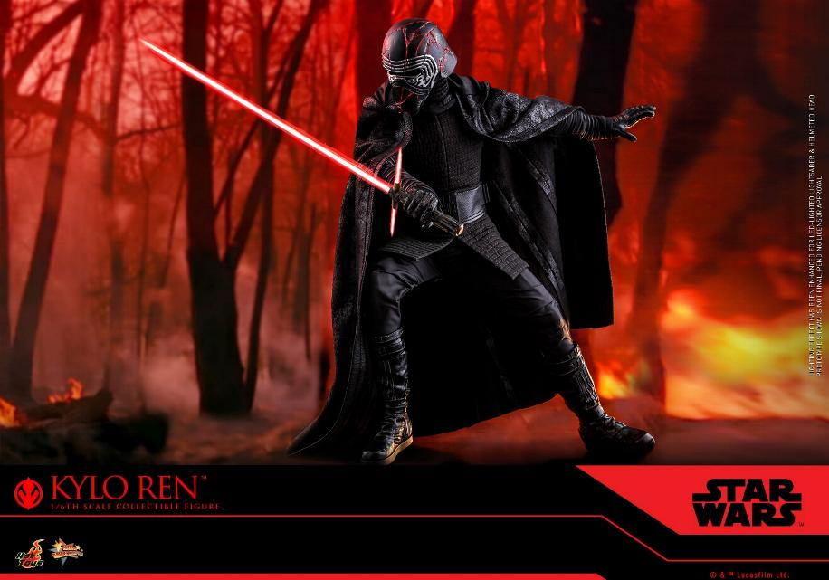 Star Wars Kylo Ren 1/6th Collectible Figure - Hot Toys Kylo_r27