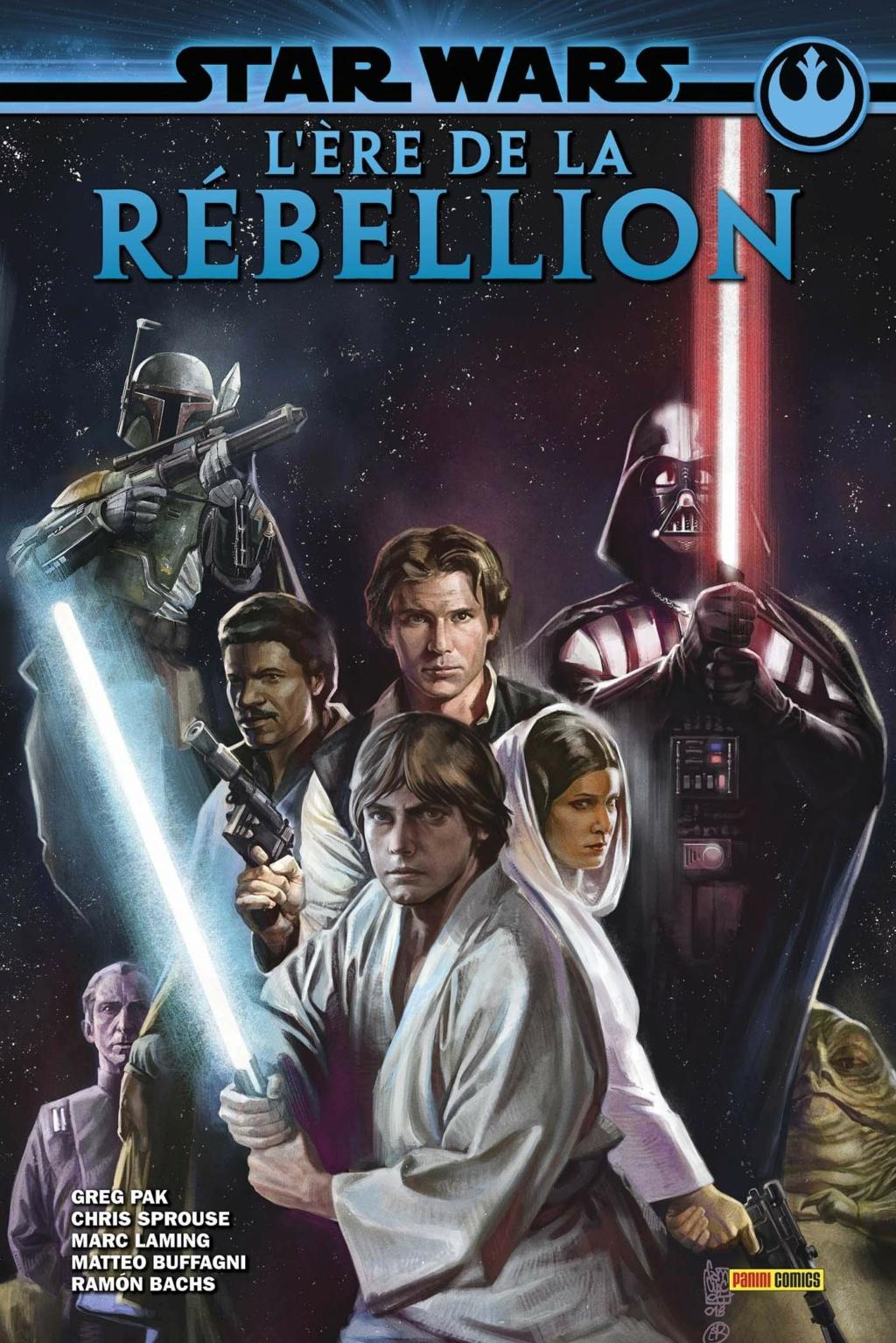 Star Wars DELUXE: L'ère de la Rebellion - PANINI L_zore10