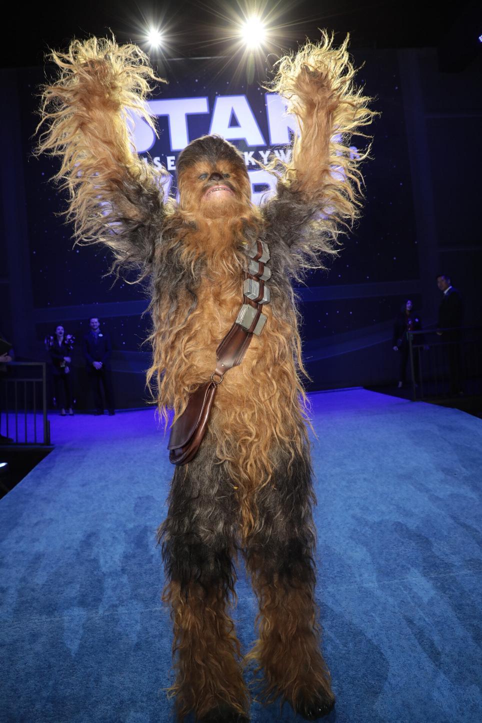 9 - Star Wars The Rise Of Skywalker - Les avants premières  La_0910