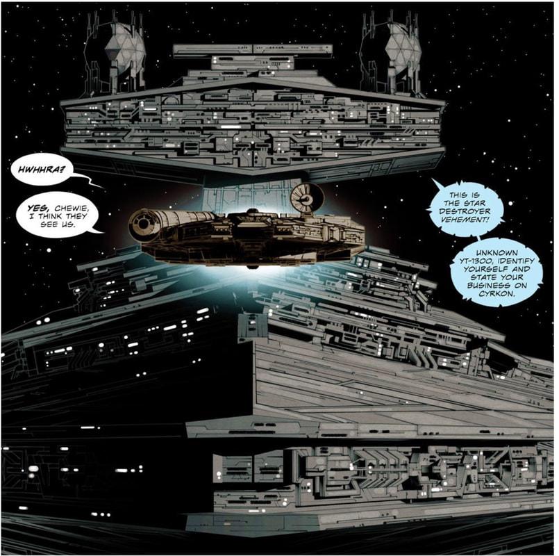 Star Wars : La Cavale du contrebandier - DELCOURT La_cav12