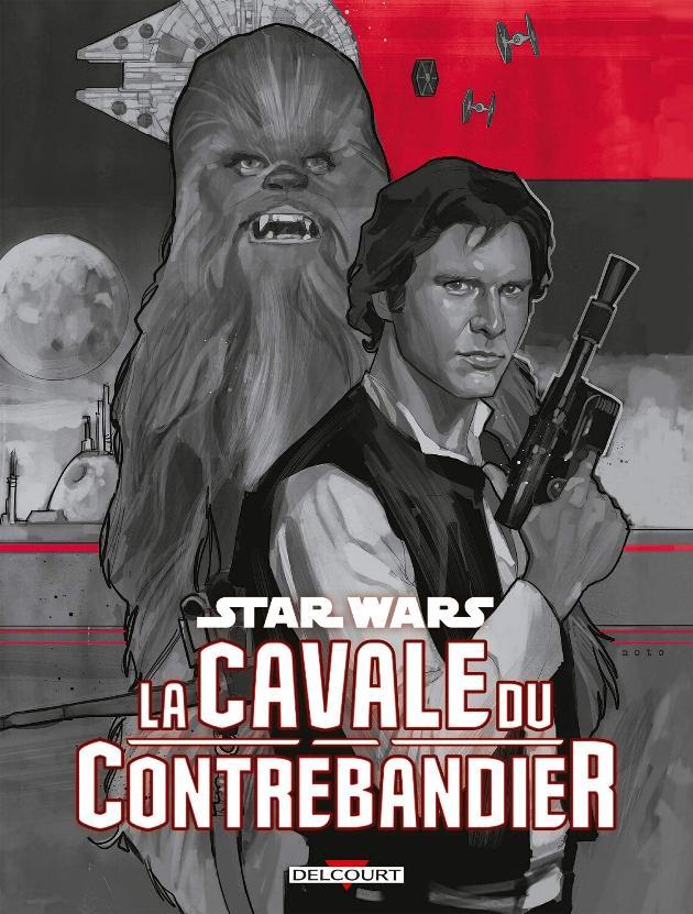 Star Wars : La Cavale du contrebandier - DELCOURT La_cav13