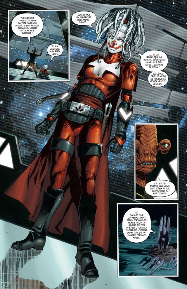 Intégrale Star Wars La Genèse des Jedi - DELCOURT La_gen17
