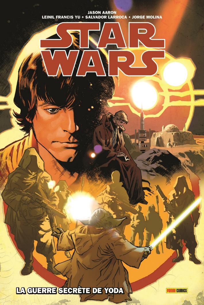 Star Wars Tome 02 La Guerre Secret de Yoda DELUXE - PANINI La_gue12