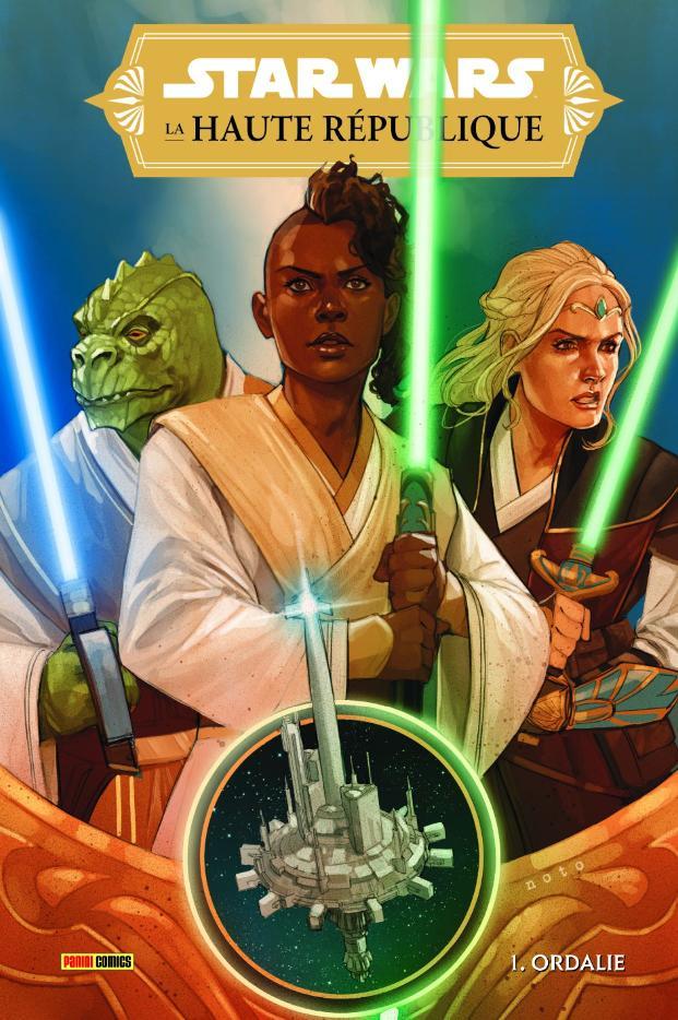 Star Wars La Haute République N°01 - ORDALIE - PANINI La_hau11