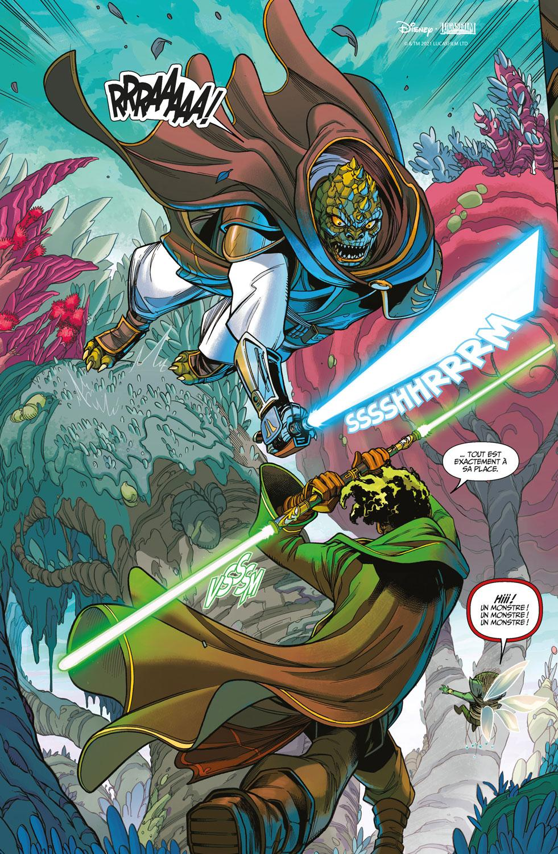 Star Wars La Haute République N°01 - ORDALIE - PANINI La_hau14