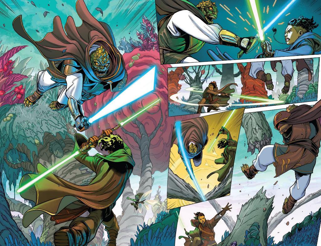 Star Wars La Haute République N°01 - ORDALIE - PANINI La_hau19