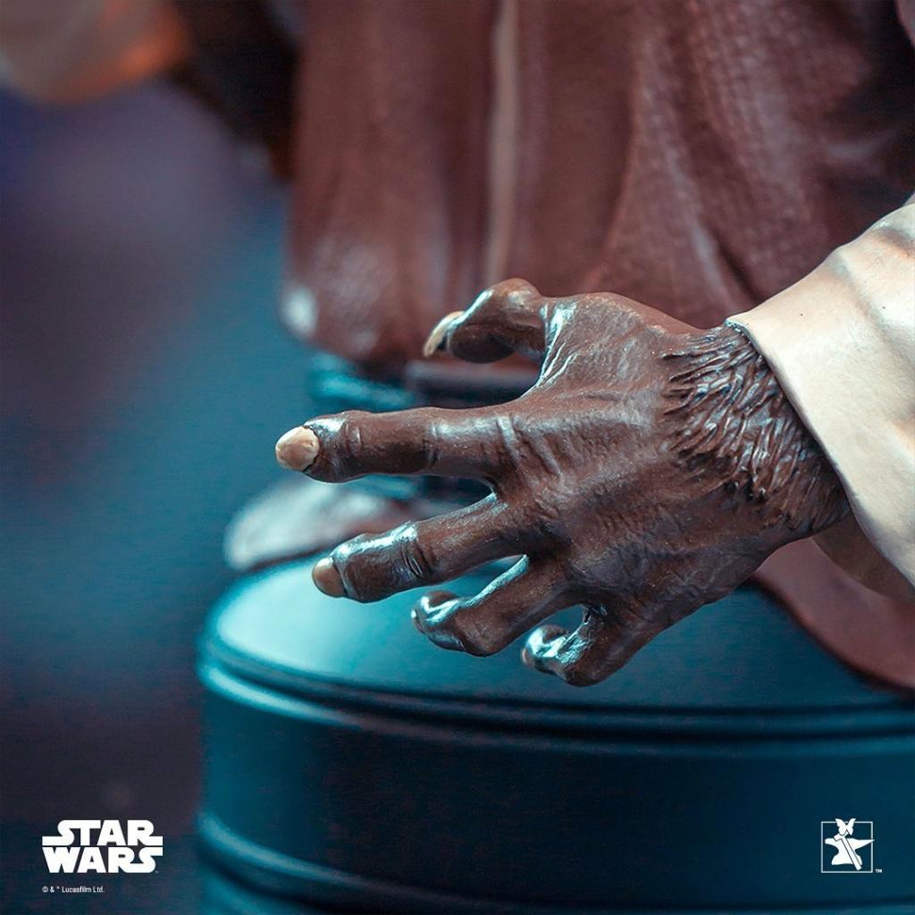 Lak Sivrak Mini Bust - Star Wars - Gentle Giant Lak_si16