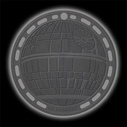 Star Wars x Le Creuset Landin16