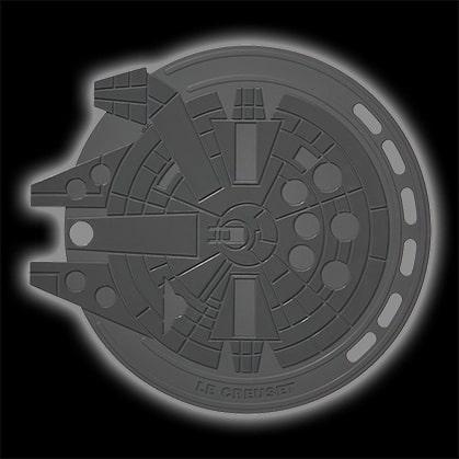 Star Wars x Le Creuset Landin17