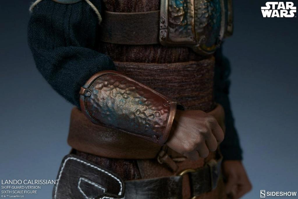 Sideshow - Lando Calrissian (Skiff Guard Version) 6th figure Lando_31