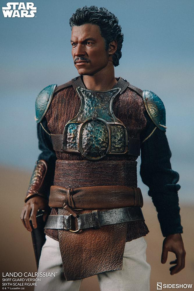 Sideshow - Lando Calrissian (Skiff Guard Version) 6th figure Lando_39