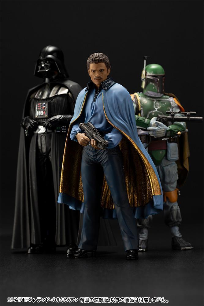 Lando ARTFX+ - Star Wars Empire Strikes Back - Kotobukiya Lando_41