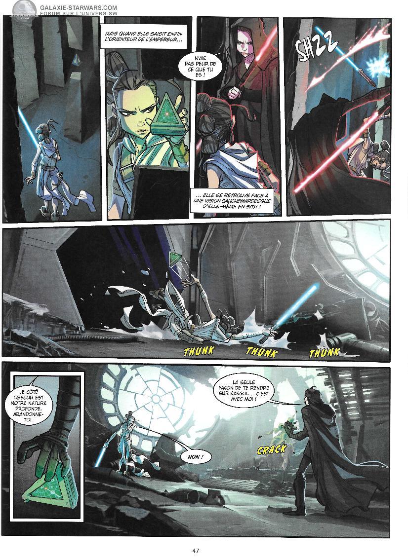 Star Wars L'Ascension de Skywalker (Jeunesse) - DELCOURT Lascen14