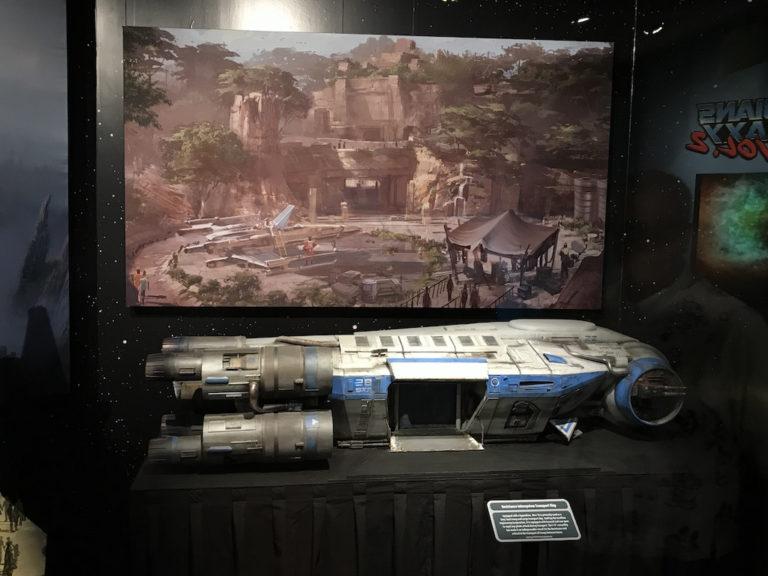 Les news Disney Star Wars: Galaxy's Edge aux Etats Unis (US) - Page 5 Lau0410