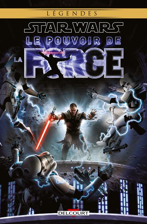Intégrale Star Wars Le Pouvoir de la Force - DELCOURT Le_pou10