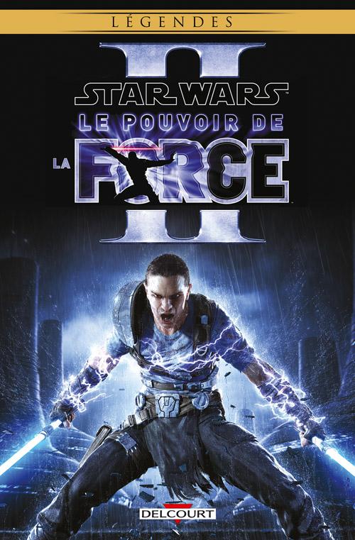 Intégrale Star Wars Le Pouvoir de la Force - DELCOURT Le_pou15