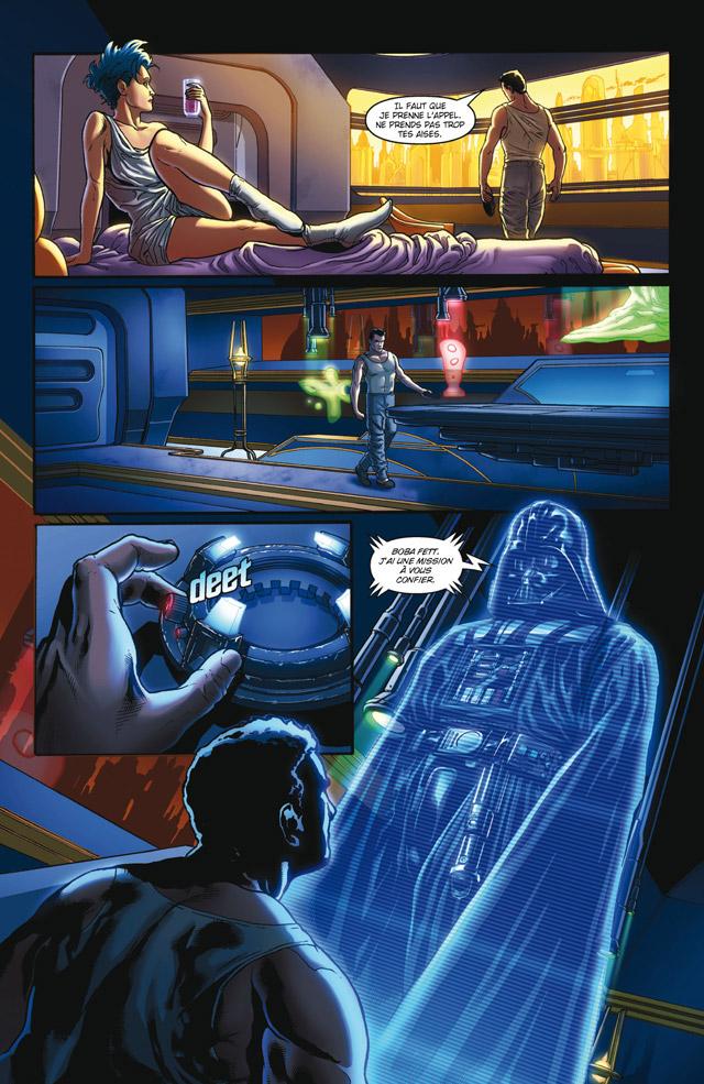 Intégrale Star Wars Le Pouvoir de la Force - DELCOURT Le_pou18