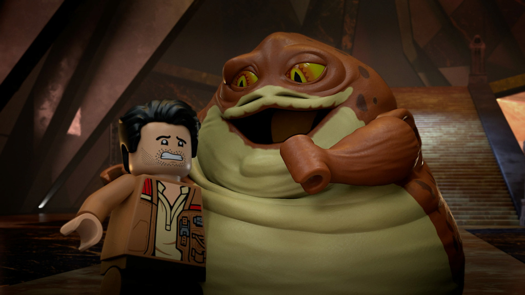 LEGO Star Wars : Histoires Terrifiantes - Terrifying Tales Lego-s15