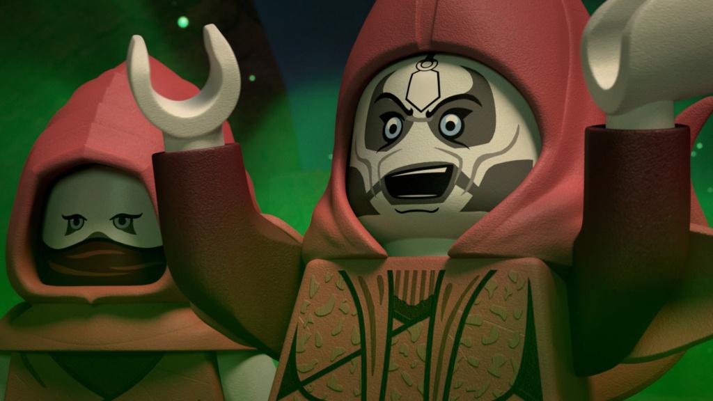 LEGO Star Wars : Histoires Terrifiantes - Terrifying Tales Lego-s17