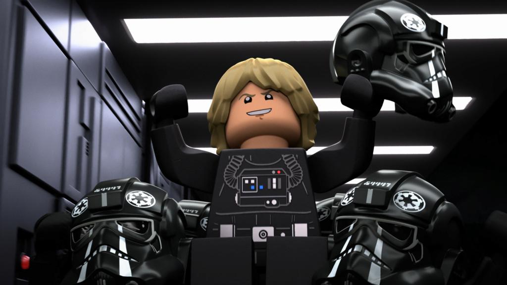LEGO Star Wars : Histoires Terrifiantes - Terrifying Tales Lego-s18