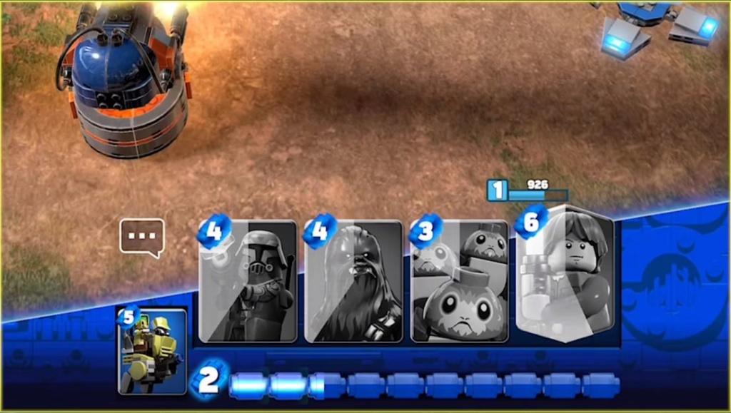 LEGO Star Wars Battles Lego_b12