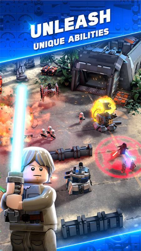 LEGO Star Wars Battles Lego_b15
