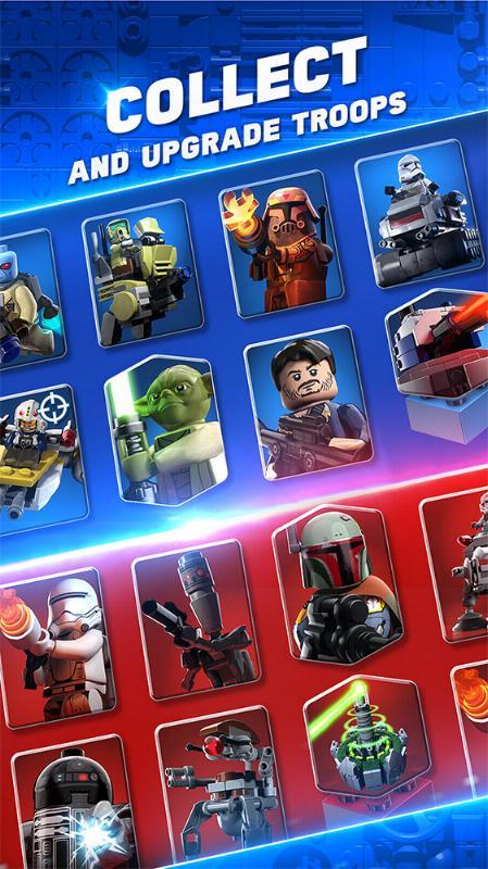 LEGO Star Wars Battles Lego_b16