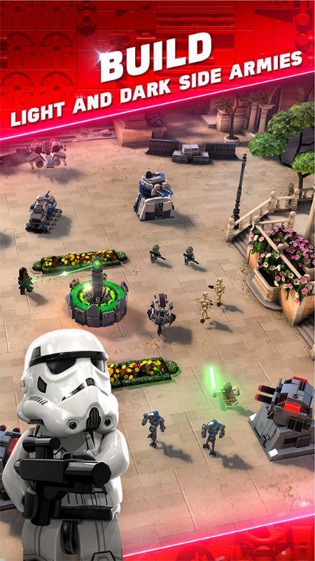 LEGO Star Wars Battles Lego_b17