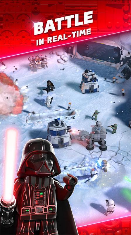 LEGO Star Wars Battles Lego_b18
