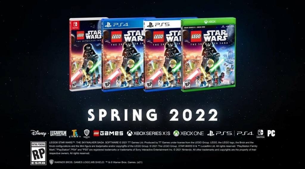 LEGO Star Wars : The Skywalker Saga Lego_s12